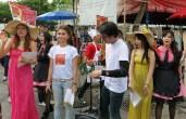 Thai promo event