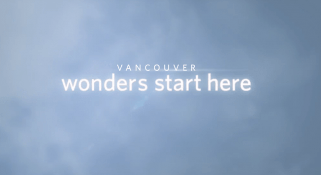Vancouver: Wonders Start Here