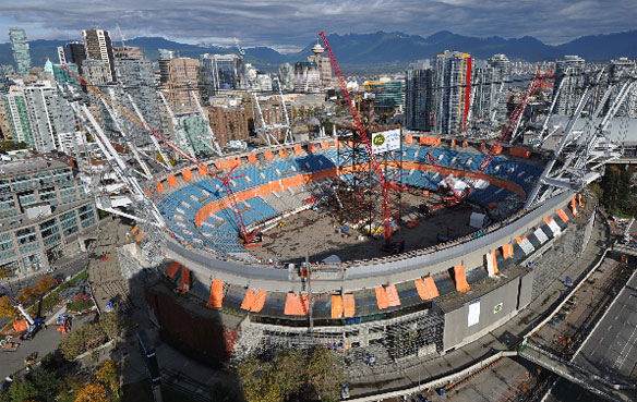 Vancouver's new (old) stadium is a broken, expensive eyesore