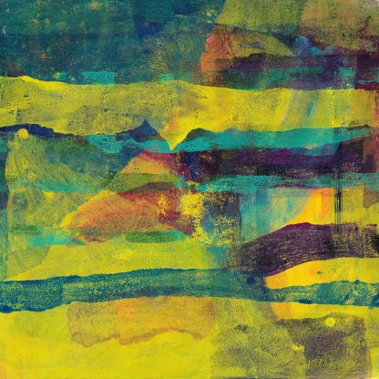 monotype abstract print