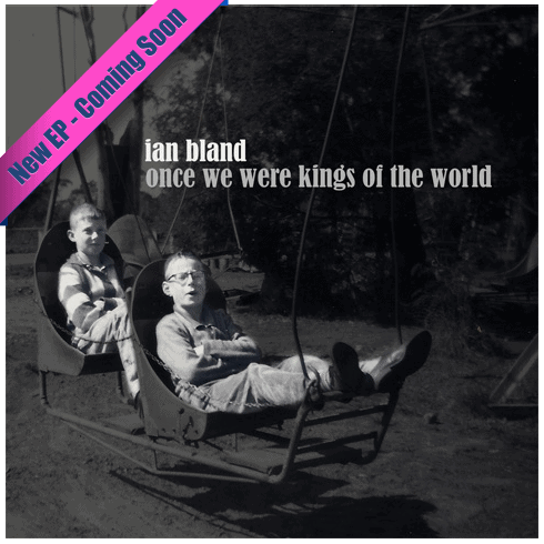 Once we were kings of the world EP cover