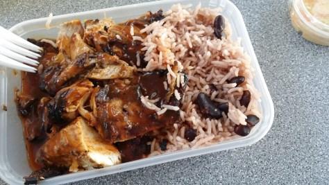 Jerk Chicken & Rice