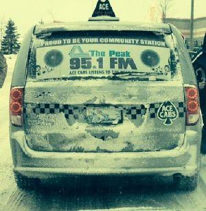 Ace Cab ad
