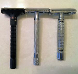 Weishi razor compared