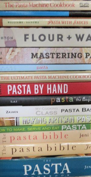 pasta books
