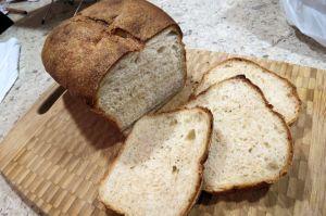 Sandwich loaf, Dec 21