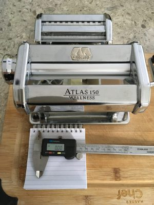 Atlas Pasta machine 01