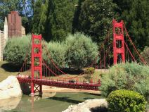 Legoland Golden Gate Bridge