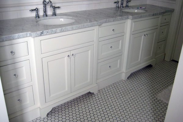 Custom Bathroom Cabinets Orange County Custom Bathroom