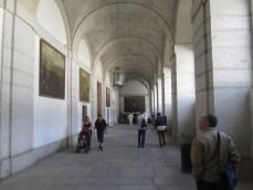 Inner sanctum of the Monastery.