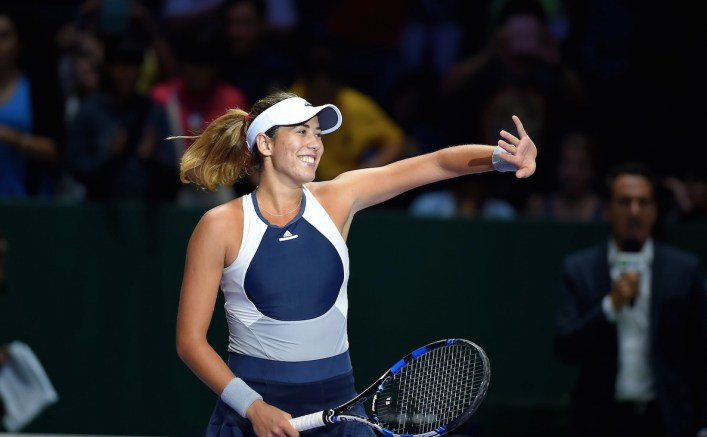 What makes Muguruza dangerous is that she is a work in progress that strikes fear in her opponents. Photo LAGADERE SPORTS