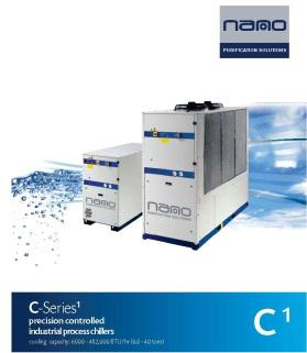 NANO C1 compressed air chiller