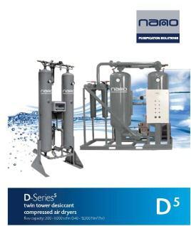 NANO D5 air dryer