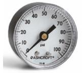 Ashcroft Process Gauge