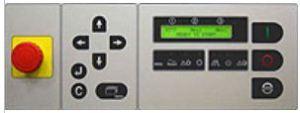 EnviroAire Control Panel