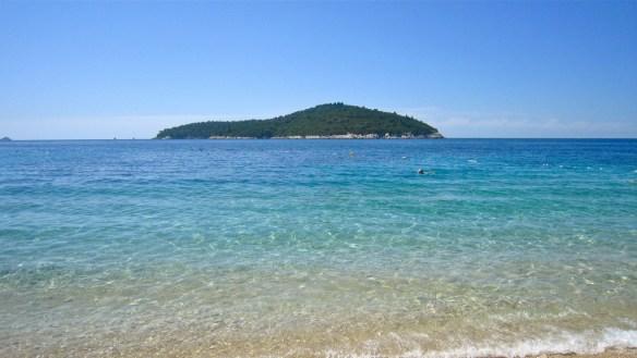 Остров Локрум. Фото с сайта: world-beaches.ru