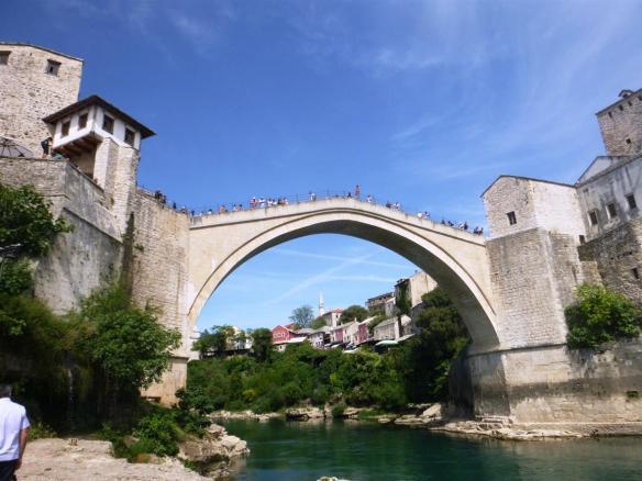 Старый мост. Мостар