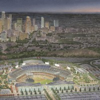 Dodger Stadium Redevelopment