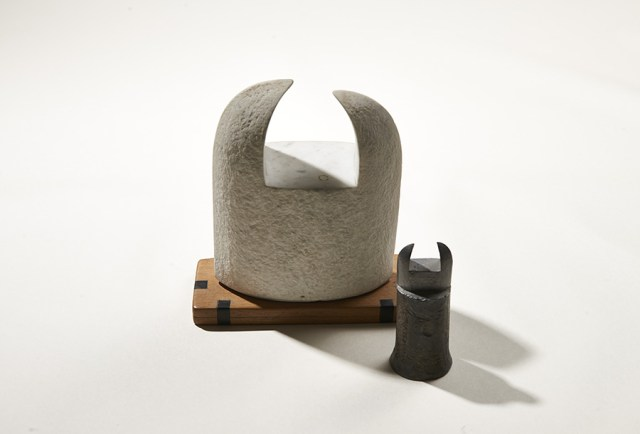 Ian Frith Powell MuMu Sculpture