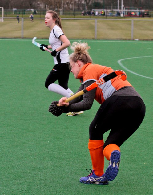Hockey Plate Semi Final, Garnock v Clydesdale, 6 March 16