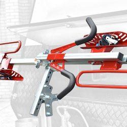 4 bike van rack tilting ian grant
