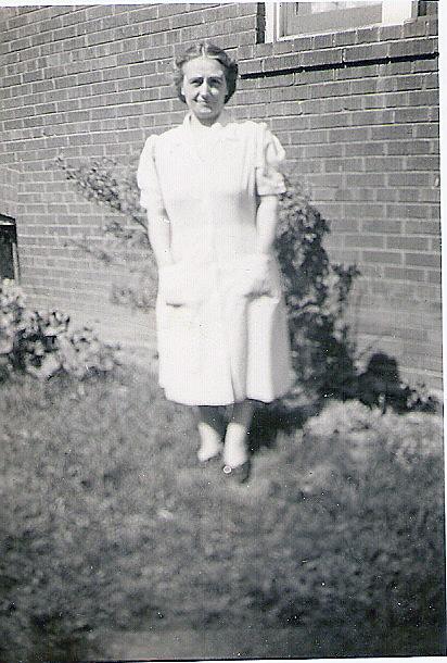 Agnes (Little) Hadden (1908-1958)