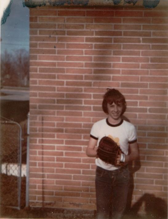 Robert Anthony (Bob Hadden abt. 1971-1972 (Photo by Ian Hadden)