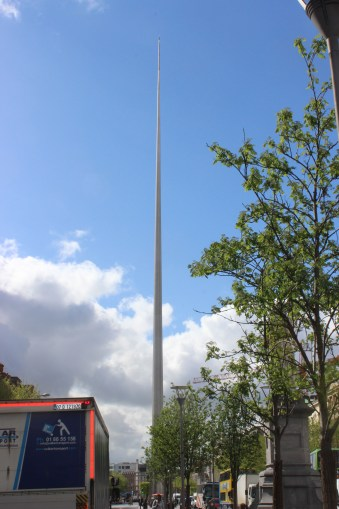 The Spire of Dublin