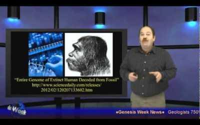 Carboniferous peoples – Genesis Week, Episode 7, Season 1