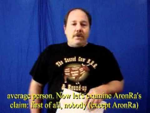 "Ian responds to ""8th Foundational Falsehood of Creationism"" by AronRa"