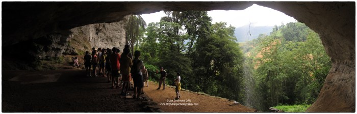 Learning to think  about knowledge in Belilena Cave.