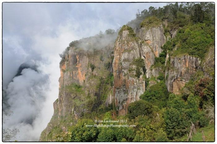 Pillar Rocks, Palani HIlls (September 2013)