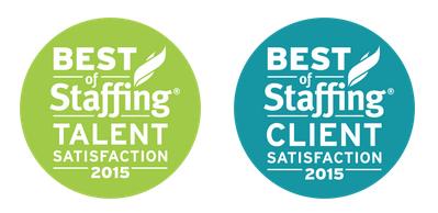 Best of Staffing 2015