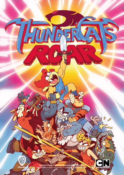 Thundercats Ragetul la Cartoon Network