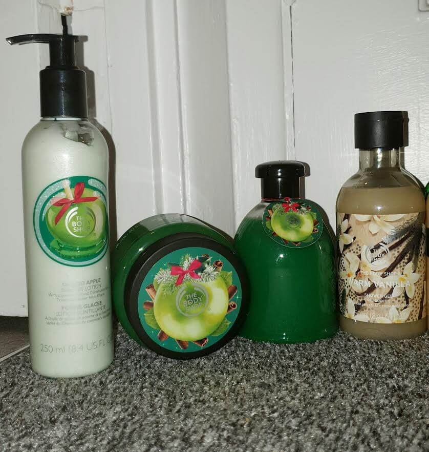 Cât de obsedată eşti de The Body Shop?