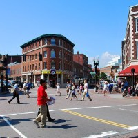 Ian and Sarah's First Boston Adventure