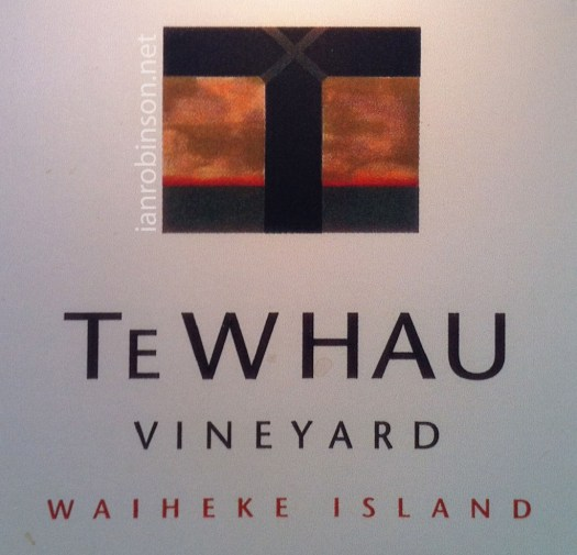 Te Whau Winery