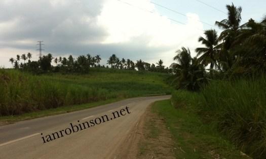 Driving Around Cebu