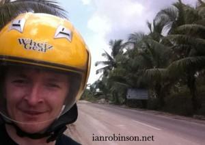 Motorcycle Around Cebu