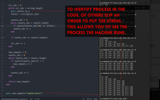 How to Deconstruct Code to Understand it's inner workings