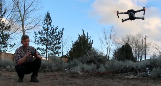 unboxing dji mavic pro First Flight