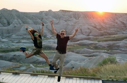 USA Road Trip Advice - Badlands National Park
