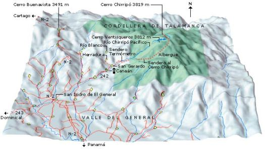 Planning a Hike to Chirripo in a day