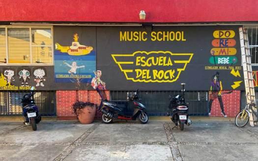 escuela de rock oaxaca