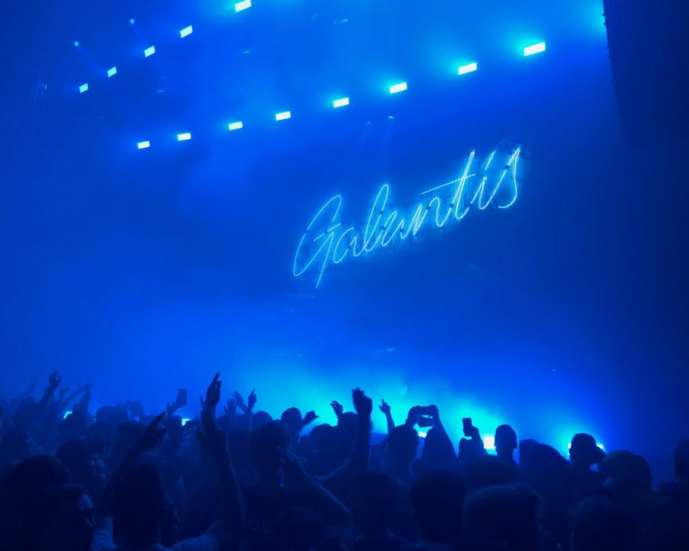 Galantis Live in London ©Ian Arnold