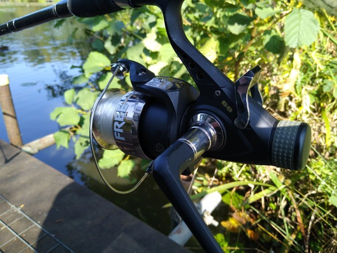 carp fishing reel