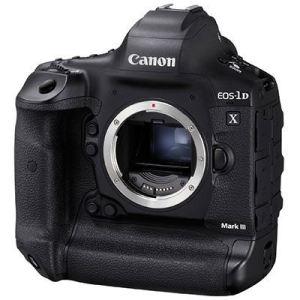 Canon EOS 1D X Mark III Digital SLR Camera Body