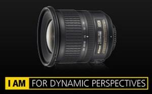 Nikon 10-24mm f/3.5-4.5G ED AF-S DX Nikkor Lens