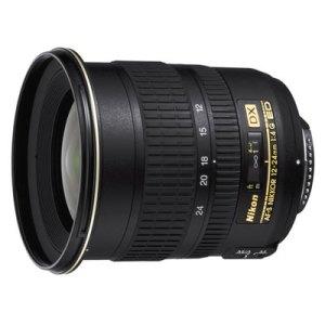 Nikon 12-24mm f4 G AF-S IF-ED DX Lens
