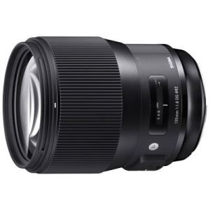 Sigma 135mm F1.8 DG HSM | Art Lens - Nikon